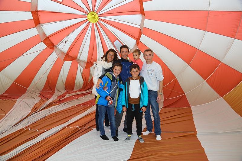 montgolfiere centre atlantique vols en montgolfière commande en ligne famille