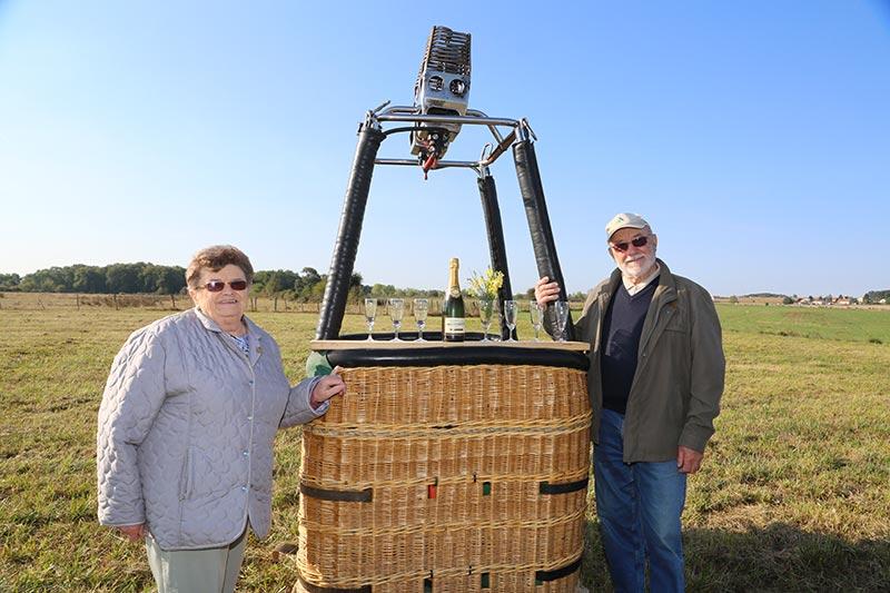 montgolfiere centre atlantique vols en montgolfière commande en ligne cadeau