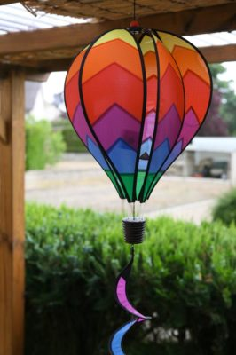 Mini-montgolfière