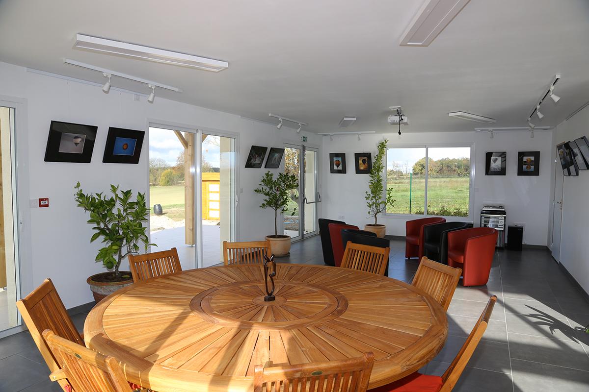 salle réunion chatellerault entreprise - Montgolfiere centre atlantique